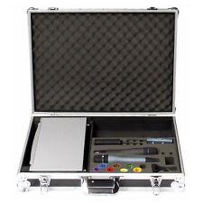 Large DAP Wireless Foamed Microphone Flightcase Carry Case for Dual Radio Mics