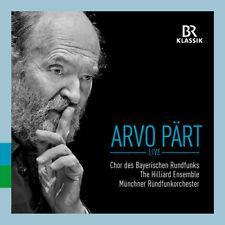 Arvo Part: Live [New CD]