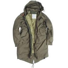 0915434415ae Brandit Veste Homme 3101 Premium Feldjack M-65 Giant Olive (1) 4xl. 104