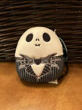 """Squishmallows-Jack Skellington-The Nightmare Before Christmas Collection-5""""-NWT"""