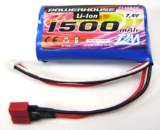 Baterías LiPo para vehículos de radiocontrol para 1500mAh