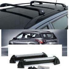 Barre portatutto alluminio nere Fabbri Mercedes GLC 4 Serrature
