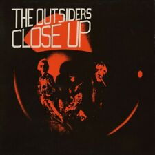 THE OUTSIDERS CLOSE UP LP (red vinyl)