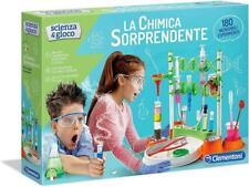 Clementoni scienze e Gioco la chimica sorprendente
