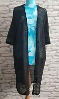 Dorothy Perkins Holiday Kimono Cardigan Summer Cover Up Jacket cardy Beachwear