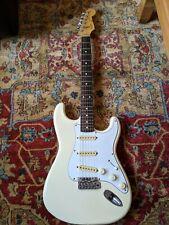 Squier Stratocaster MIJ E Series 1984-87 FujiGen Olympic White Japan Fender