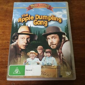 The Apple Dumpling Gang DVD R4 Like New! FREE POST