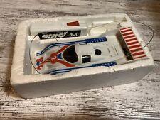 Pilib Radio Controlled Race Car Vintage R/C 1970's Le Mans Race