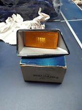 NOS 1970 Galaxie XL LTD fender marker lamp D0AZ-15a201-B LH Maverick