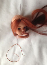 DOLL NEEDLES for RE-ROOTING DOLL HAIR ~ pack of two