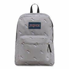 Jansport Backpack Superbreak Unicorn Skate School Travel Bag