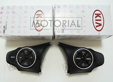 2014-2016 KIA SOUL Genuine OEM Audio Auto Cruise Control Switch 2EA Set