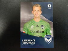 2017/18 TAP'N'PLAY A-LEAGUE CARD NO.117 LAWRENCE THOMAS MELBOURNE VICTORY