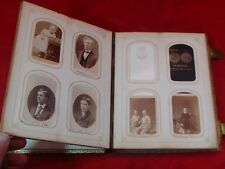 From Us Civil War Time 1863 Family Photo Album With 75 Photos