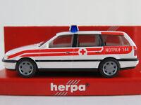 """Herpa 184496 VW Passat GL Variant (1994-1997) """"ÖRK"""" in weiß/rot 1:87/H0 NEU/OVP"""