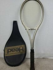 New listing VTG AMF Head Graphite Composite  Arthur Ashe Competition 3 Tennis Racquet ,Cover