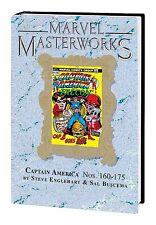 Marvel Masterworks Vol 231 Captain America by Englehart & Buscema HC 2016