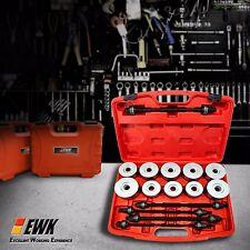 EWK Bush Bearing Removal Insertion Tool Set Press & Pull Sleeve Universal 27pcs