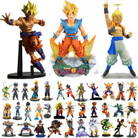 Japanese Anime Dragon Ball Z Super Saiyan Son Goku Action Figure DBZ Model Toys
