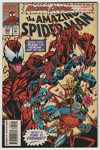 M1681 : Étonnant Spider-Man #380, Volume 1, VF NM État