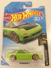 Hot Wheels '95 Mazda RX-7 2018