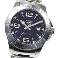 LONGINES Hydro Conquest L3.640.4 Navy Dial Quartz Men's Watch_612909