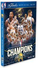 GOLDEN STATE WARRIORS 2016 - 2017 NBA Basketball CHAMPIONS DVD NEW SEALED Reg 4