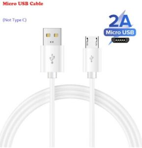 Micro USB Charger Fast Charging Cable Cord Lot Samsung Android Phone
