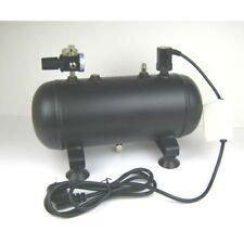 Kompressor Airbrush 5.3L airtank system Lufttank Abschaltautomatik Sparmax