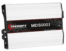 Taramps MD 5000.1– 1 Ohm mono Amplifier 5K Rms    EX DEMO