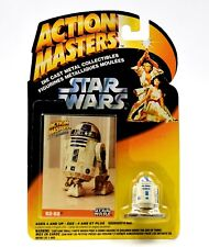 Star Wars Action Masters Die Cast Metal Collectibles - R2-D2 Figurine
