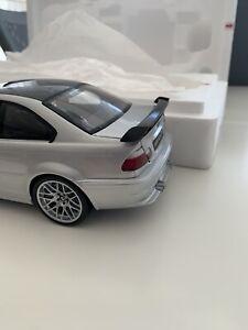 BMW 3 Serie M3 GTR E46 CSL KYOSHO NEU OVP 1:18 Autoart