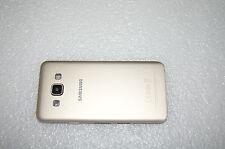 Genuine Gold Aluminum Metal Case Samsung Galaxy A3 SM-A300FU Battery Cover