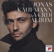 JONAS KAUFMANN - The Verdi Album  -- CD  NEU & OVP