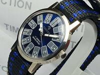 Vintage Tressa Mechanical Handwinding Movement Mens Wrist Watch VG142 Z