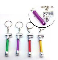 Mini Metallpfeife Pfeife Rauchpfeife Schlüsselanhänger Tabakpfeife Taschenpfeife