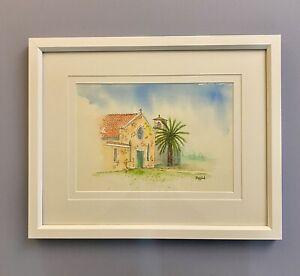 The Church of the Holy Cross, Morawa, Western Australia
