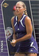 (36) ANNA KOURNIKOVA 2000 Collector's Edge *GLOSSY* Tennis 1st Card #AK4 RC LOT