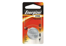 Single Energizer 2450 Lithium 3 volt Battery, CR2450 3V