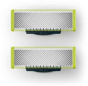 Philips QP220/50 OneBlade Ersatzklingen 2-er Set Ersatzklinge für alle OneBlade