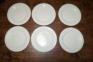 "WILLIAMS SONOMA APILCO TRES APILCO DINNER PLATES 11.5"" LOT 6"