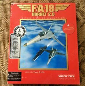 F/A-18 Hornet 2.0: Strike Fighter Simulation - Big Box Edition MAC