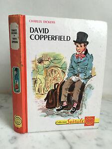 Charles Dickens David Copperfield Colección Espiral 1966