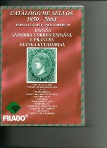 Catalogo de sellos de España y dependencias postales, de 1850 a 2004, nuevo
