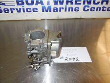 Evinrude 25/30 hp carburetor, 2000 Model