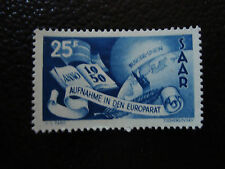 SARRE(allemagne) - timbre - yvert et tellier n° 277 n* (A6) stamp germany