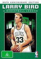 Larry Bird - A Basketball Legend (DVD, 2005) - Region 4