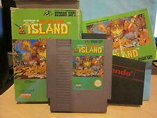 Nintendo NES Adventure Island Complete