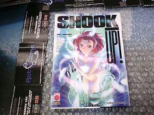 SHOOK UP - VOLUME UNICO - PLANET MANGA - PANINI COMICS