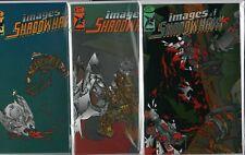 Images of ShadowHawk 1 2 3 Complete Set  NM UNUSED Stock   B1.652